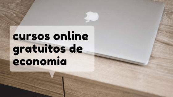 Cursos Online Grátis Com Certificado de Economia