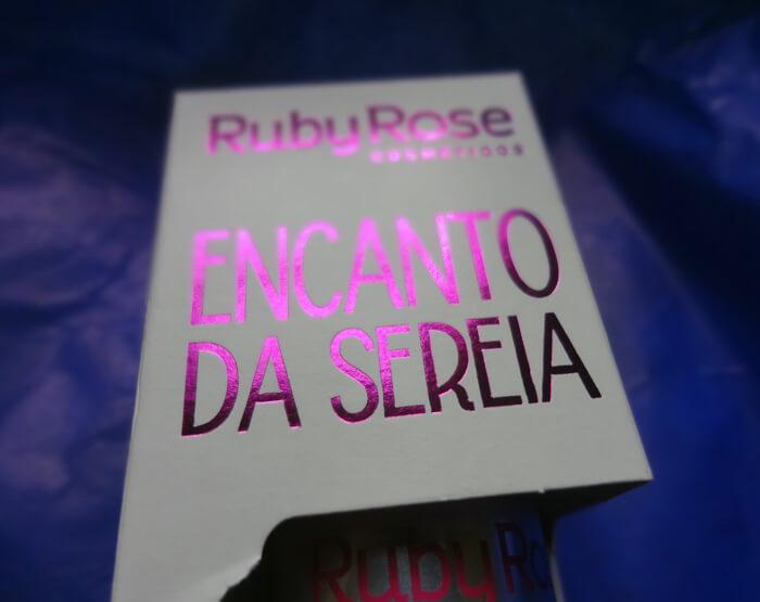 Resenha Sérum Encanto de Sereia Ruby Rose