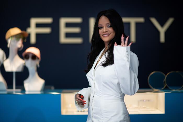 Você precisa conhecer os novos modelos da Rihanna