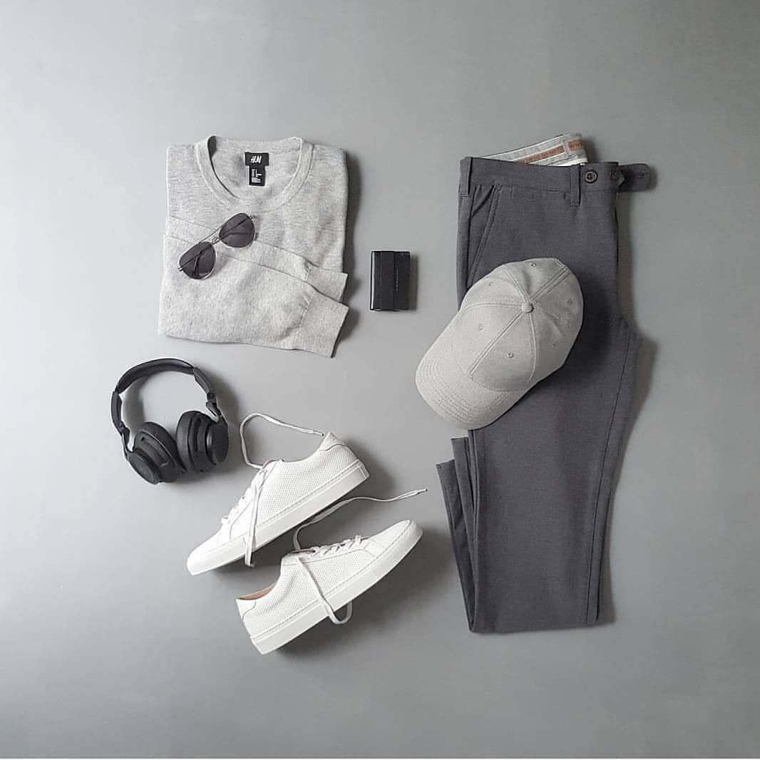 Looks minimalistas masculinos