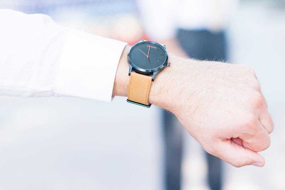 acessórios masculinos relógio