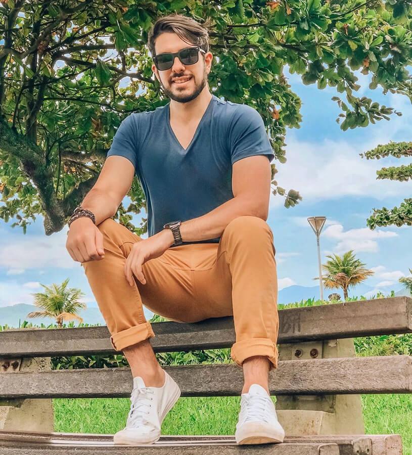 Blogueiros de moda masculina que merecem seu follow