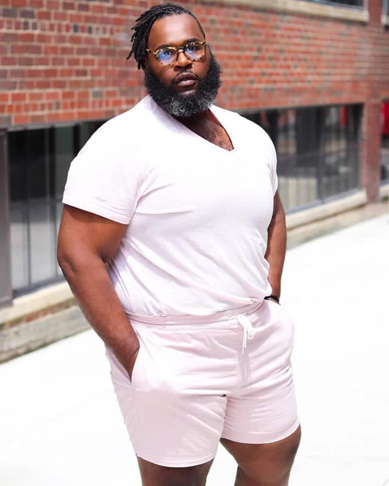 Camisa por Dentro da Calça – Moda Plus Size Masculina