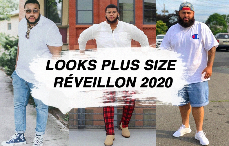 Looks Masculinos Plus Size para o Réveillon 2020