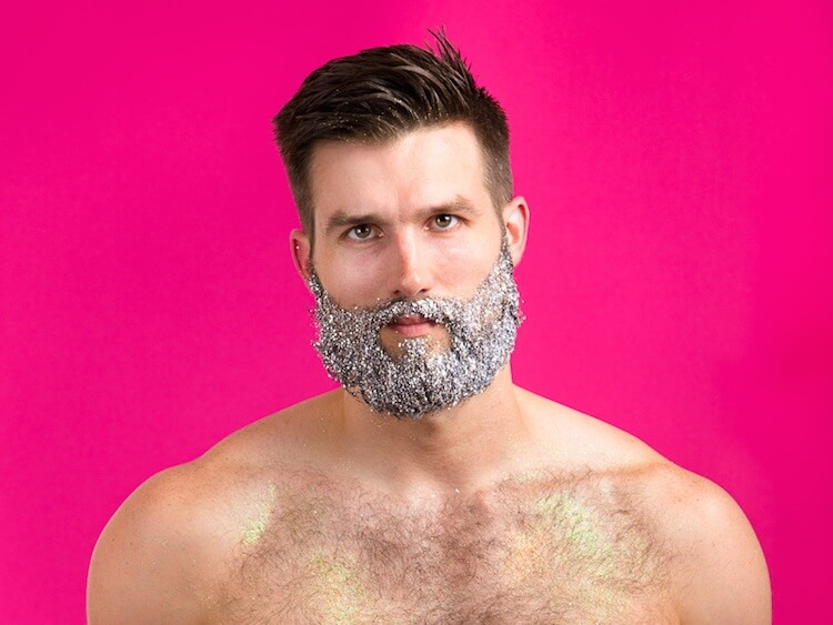 maquiagem masculina para o carnaval