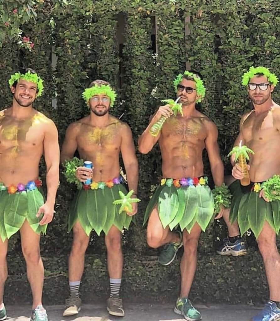 ideias de fantasias em grupo para carnaval
