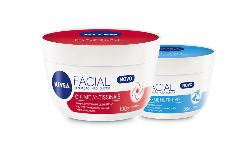 Novo Creme Facial Nivea Antissinais Resenha