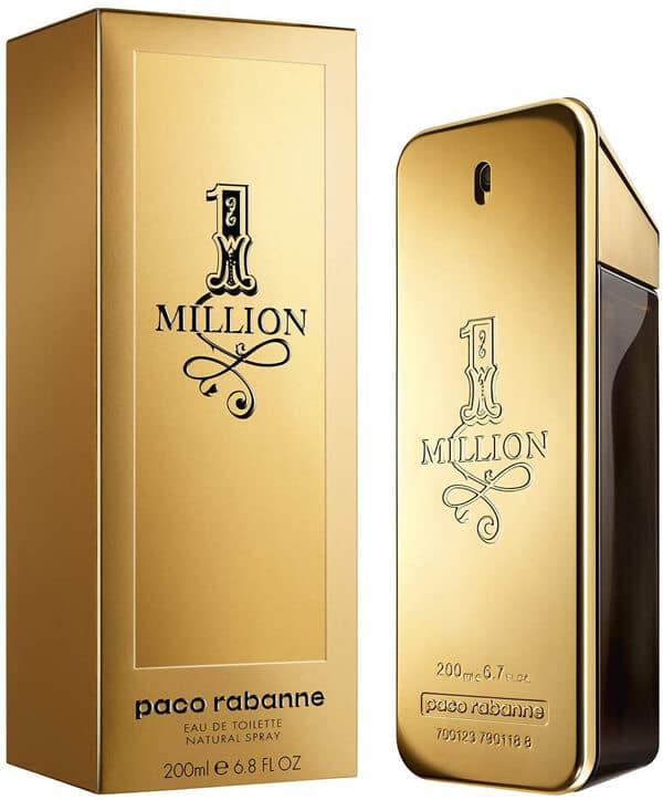 Perfume mais vendido do brasil