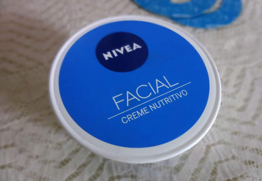 Resenha Creme Facial Nutritivo da Nivea