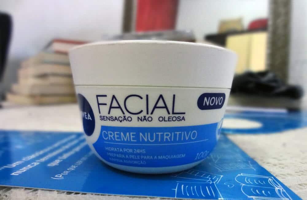 Resenha Creme Nutritivo Facial Nivea