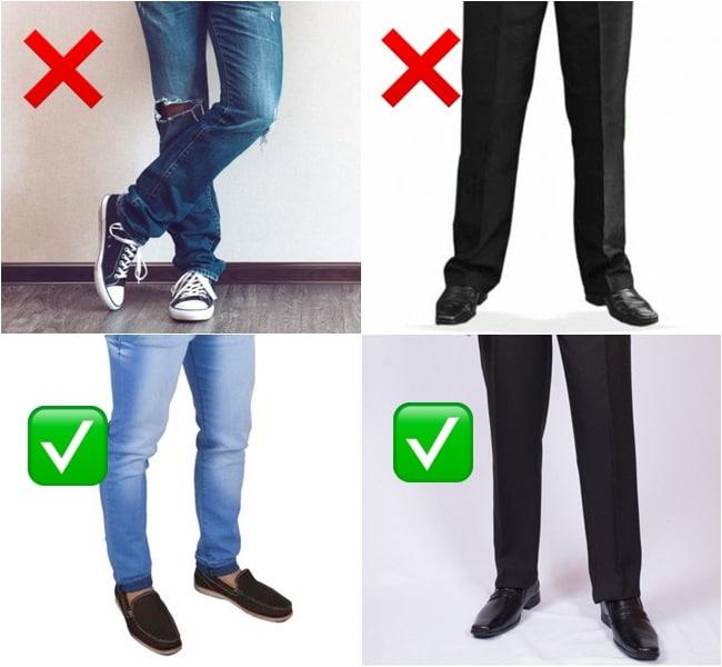 como usar calca masculina