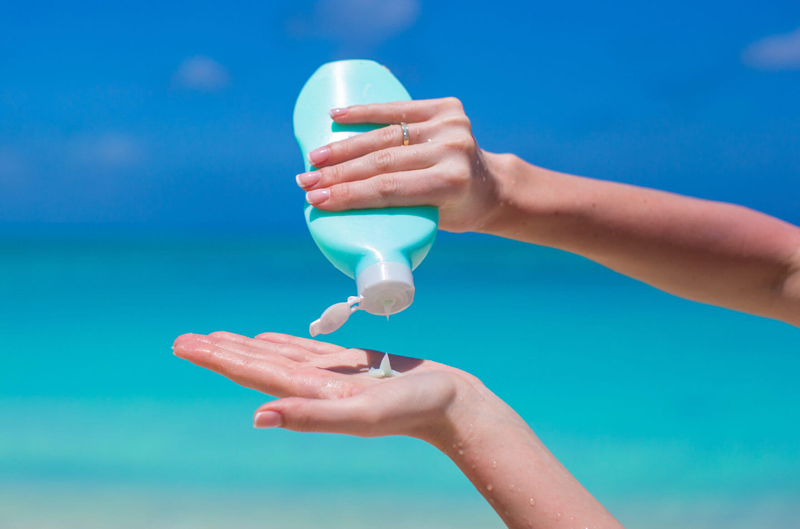 qual a importância do protetor solar