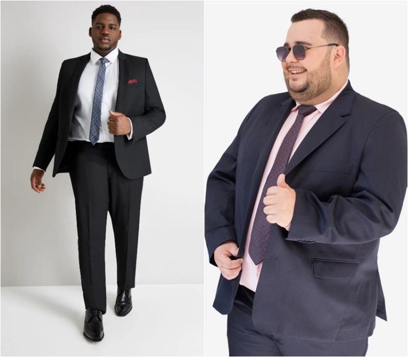 ternos plus size masculino para comprar na internet