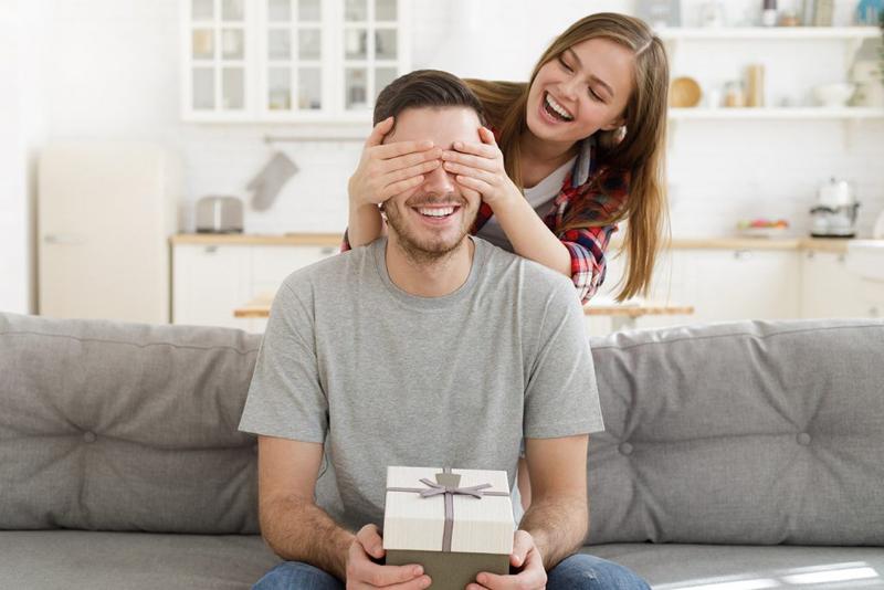 melhores presentes para homens